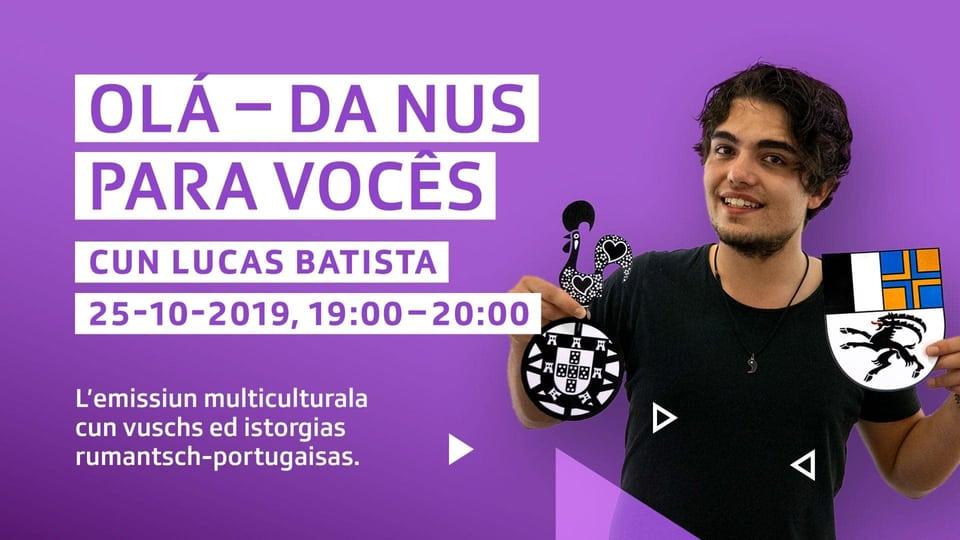 Serviço público suíço lança emissão em parceria com os emigrantes portugueses