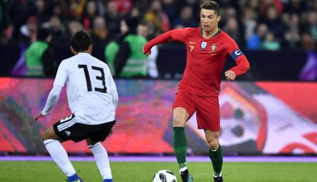 Cristiano Ronaldo salva Portugal em Zurique