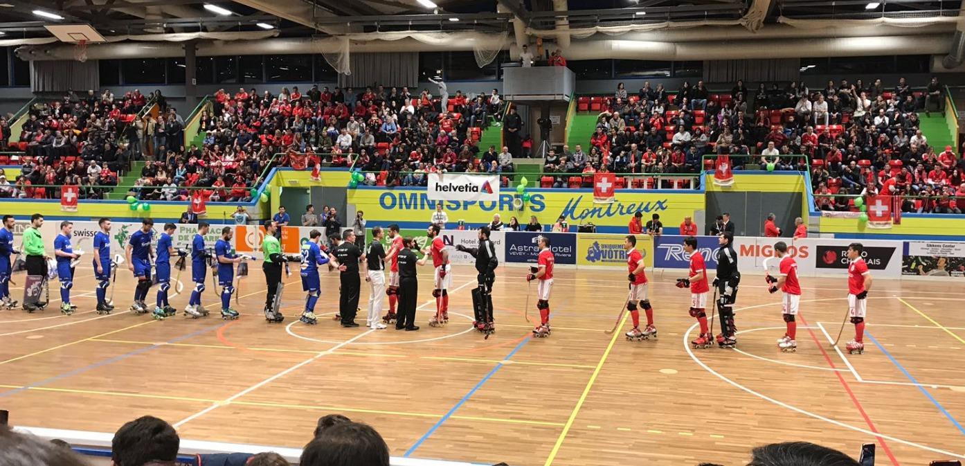 Hóquei em patins: Benfica goleia em Montreux