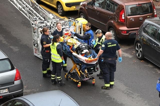 Emigrante baleado não resiste a ferimentos e acaba por falecer