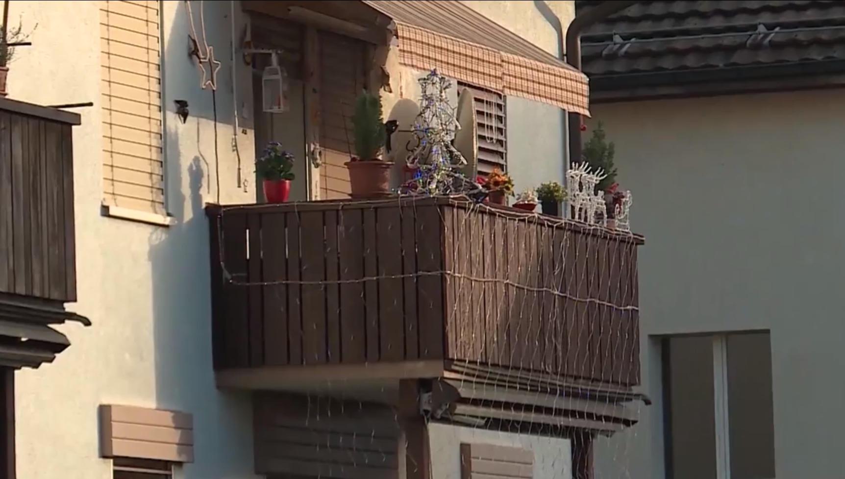 A iluminação de Natal de um português torna-se viral