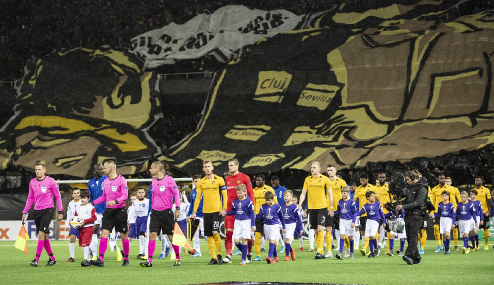 Quatro detidos após o jogo do FC Porto na Suíça