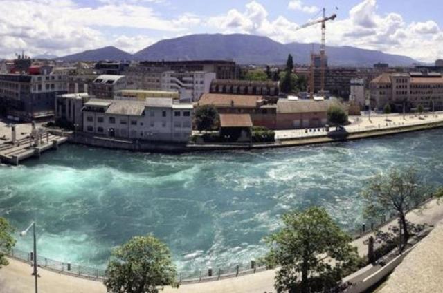 Encontrado corpo a boiar no rio em Genebra