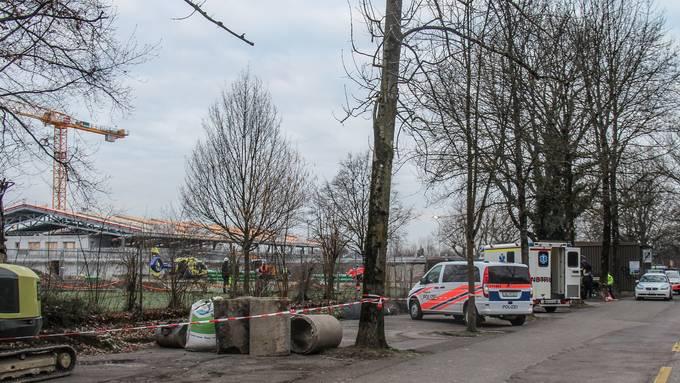 Grave acidente de trabalho em Wohlen
