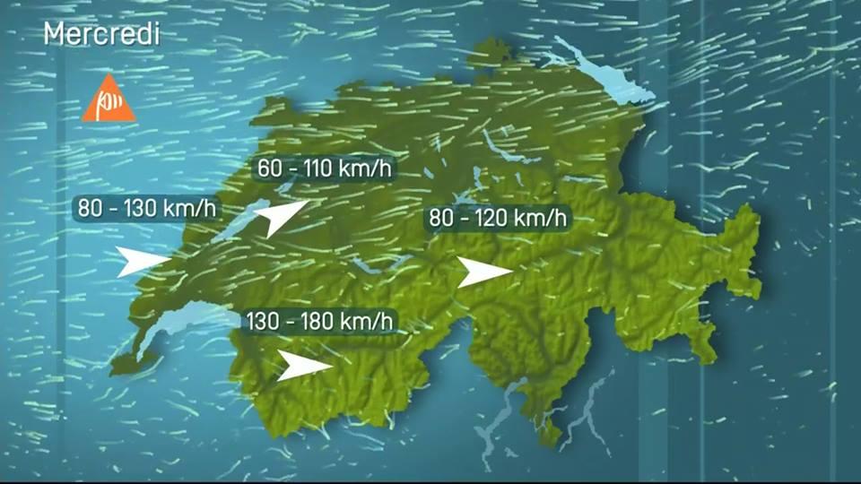 """""""Burglind"""" poderá ser a maior tempestade desde """"Lothar"""" em 1999"""
