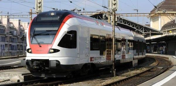 Jovem português e suíço causam caos entre Lausanne e Aigle