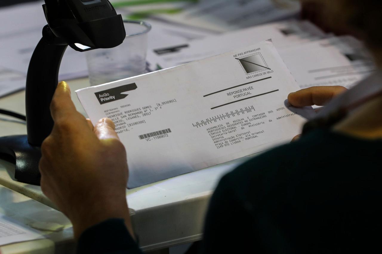Voto por correspondência foi um fracasso