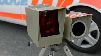 Português apanhado por excesso de velocidade mentiu às autoridades