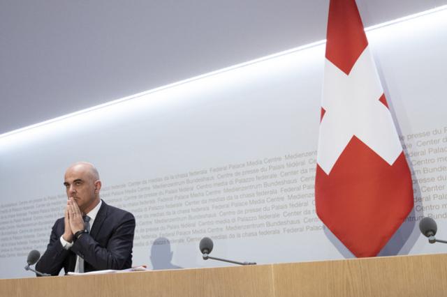 Governo suíço descarta novas medidas