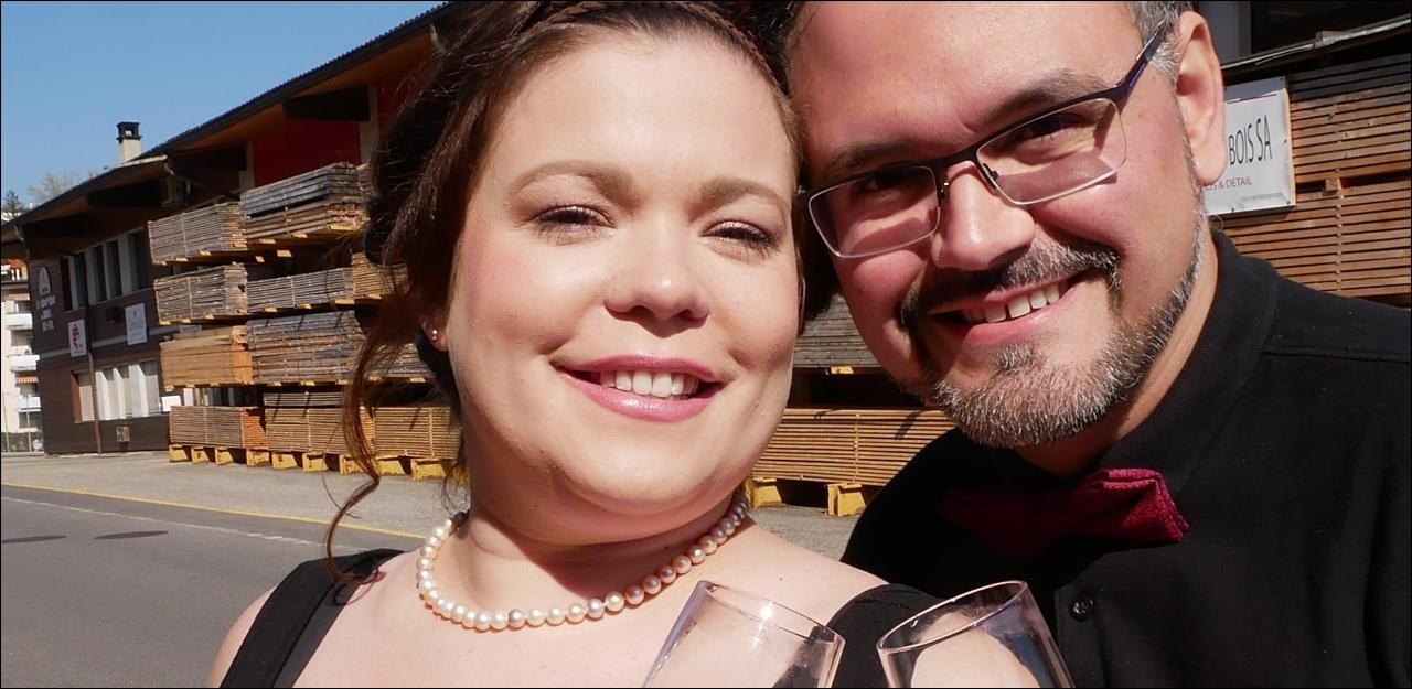 Covid-19 Suíça: português celebra casamento via internet