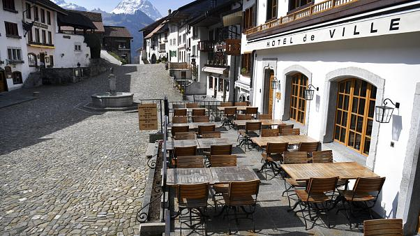 Covid-19 na Suíça: próximos dias decisivos