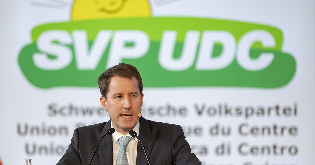 Covid-19: Partido da Direita pede relançamento da economia suíça