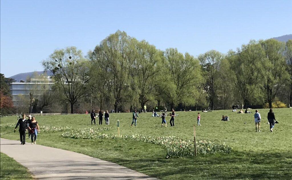parque Bertrand