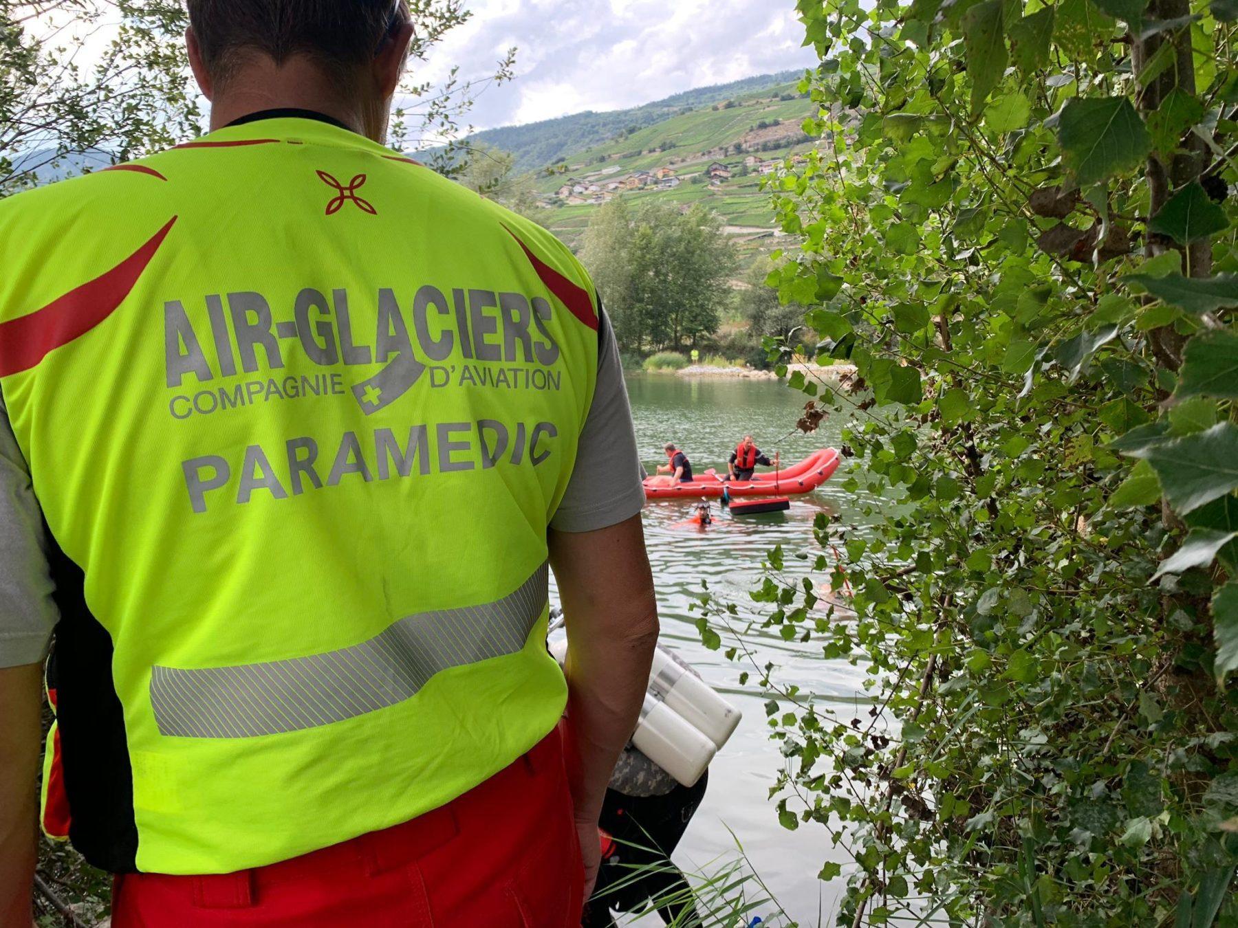 Jovem português morre afogado