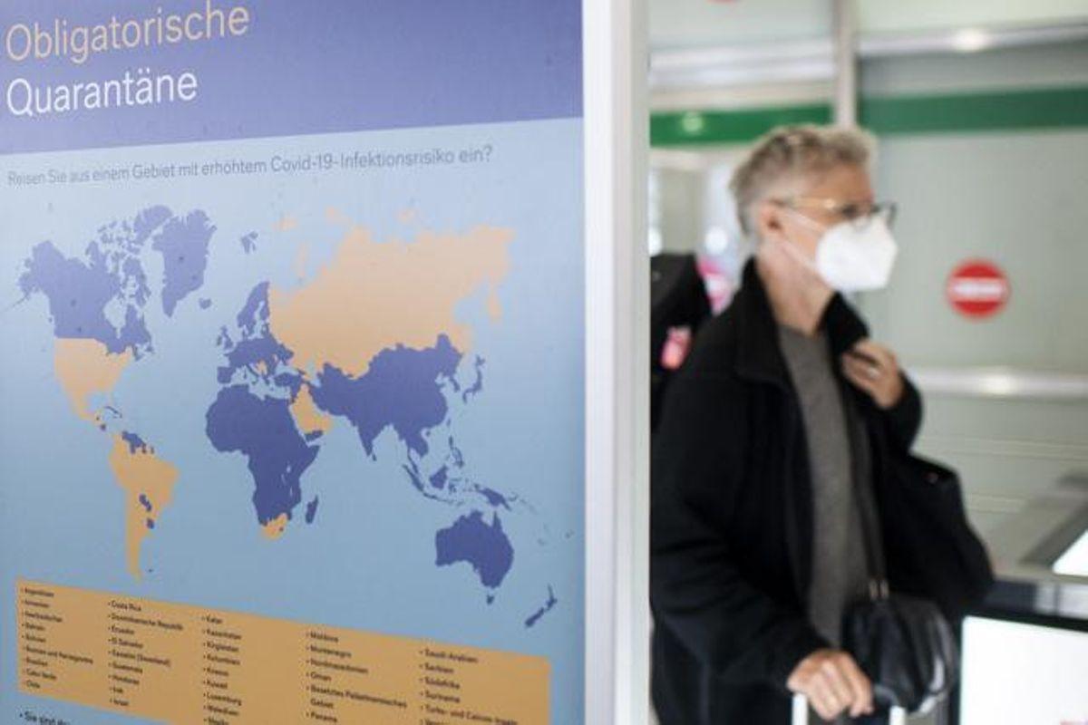 Covid-19: Suíça impõe quarentena a viajantes oriundos de Espanha