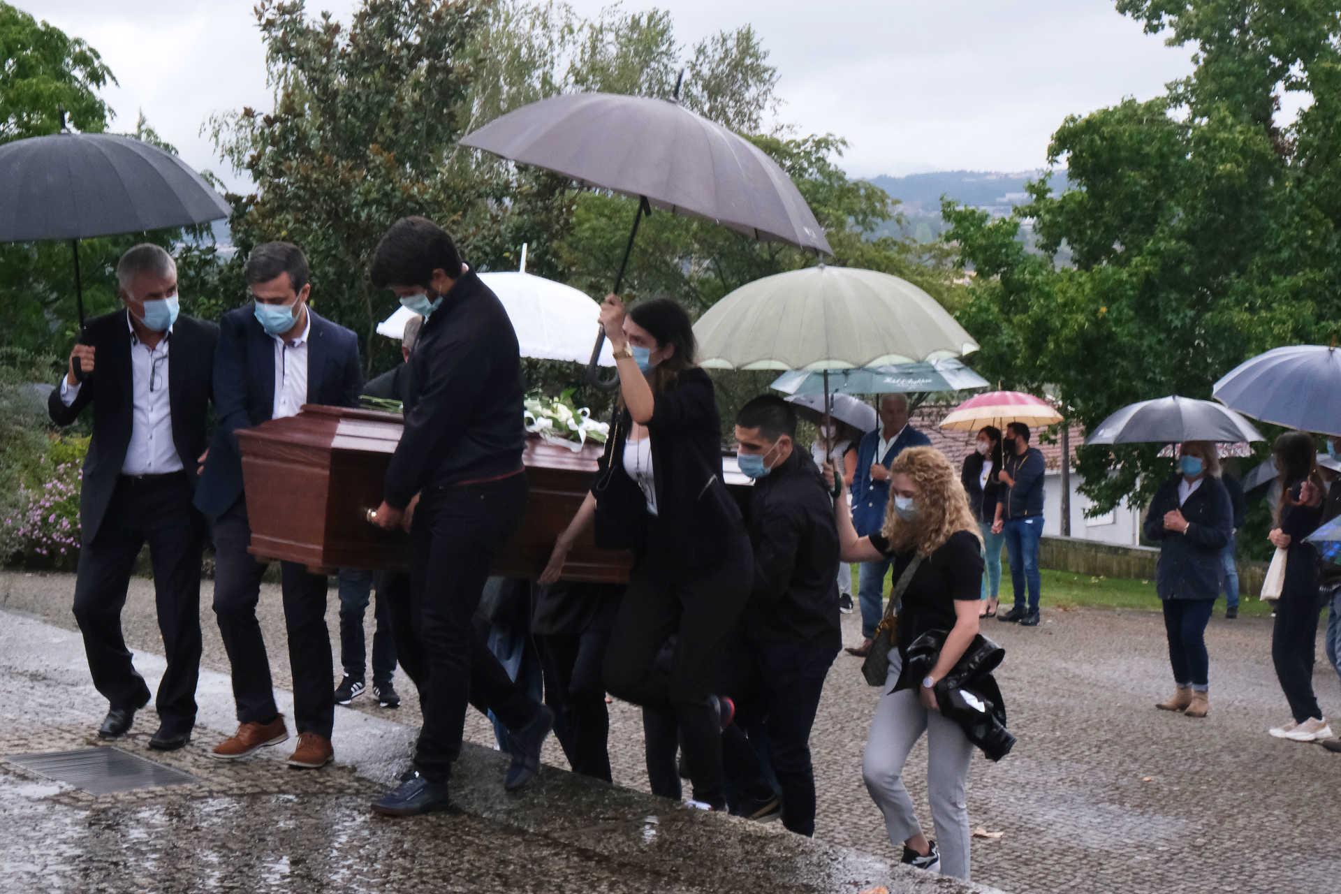 O último adeus a João Pedro Azevedo em Vila Meã