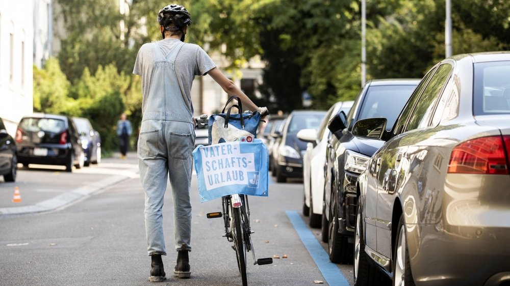 Suíça: Licença de paternidade aprovada nas urnas