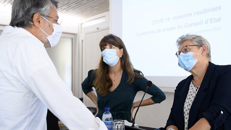 Covid-19: Cantão de Vaud anuncia medidas adicionais contra a pandemia