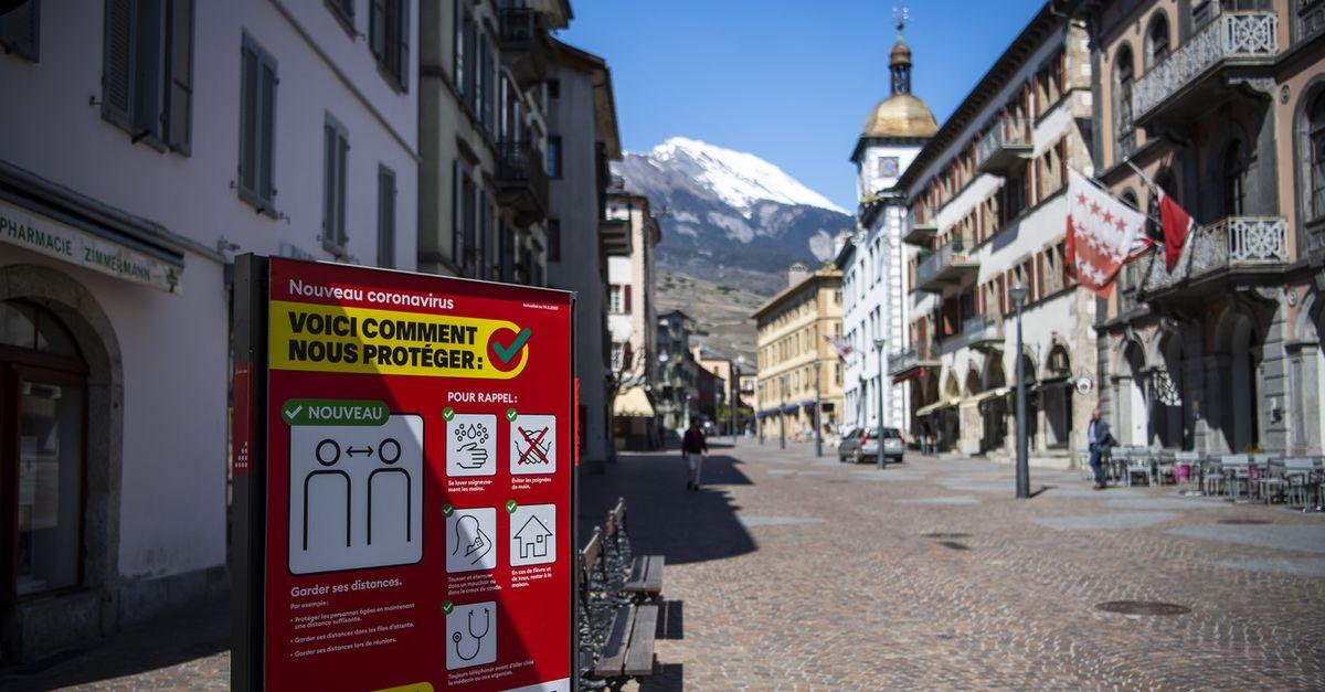 Covid-19: Cantões da parte francófona anunciam novas medidas para conter a pandemia