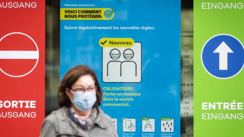 Covid-19: Suíça perde controlo da situação e regista 5.596 novos casos