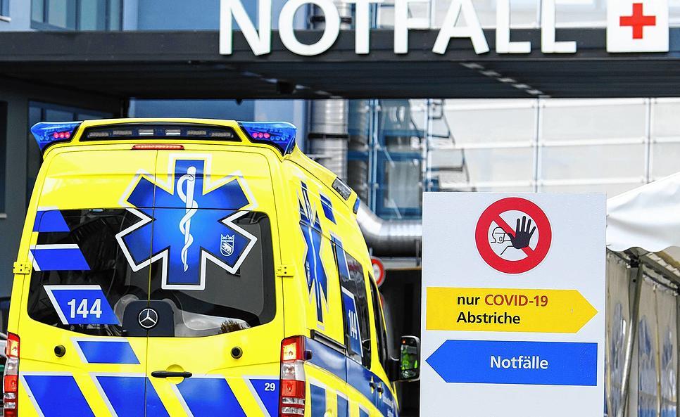 Covid-19: Suíça passa os 10 mil novos casos em 24 horas