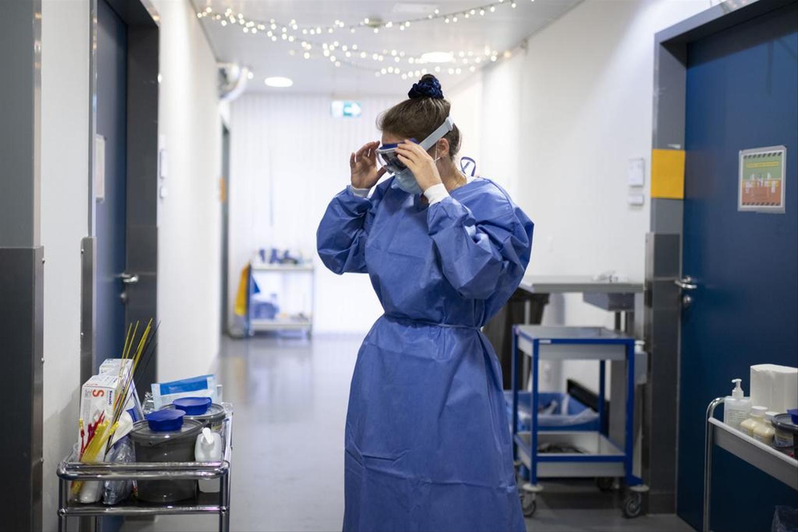 Covid-19: Suíça passa as quatro mil mortes desde do início da pandemia