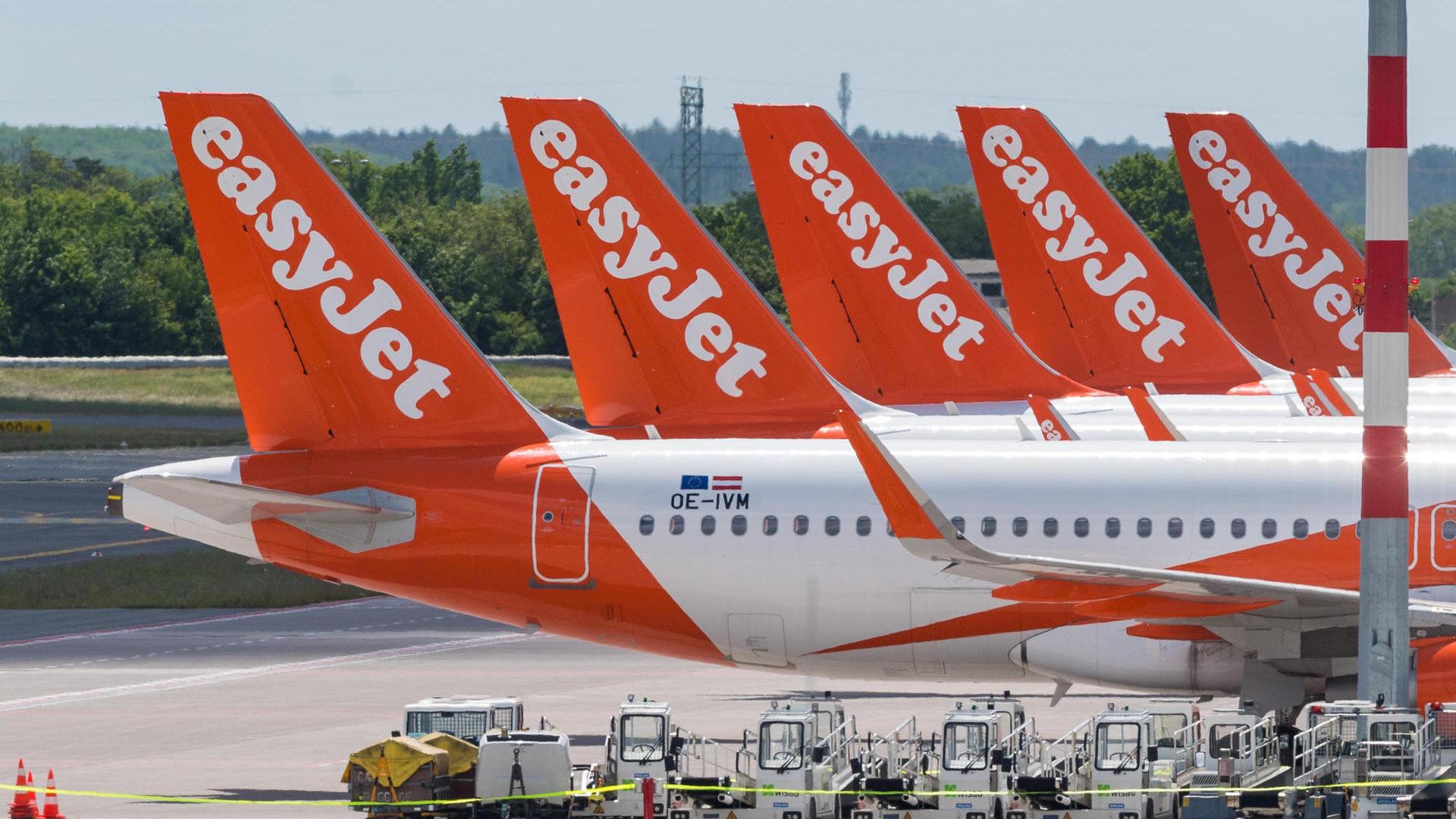 EasyJet reduz a sua capacidade de voos no inverno