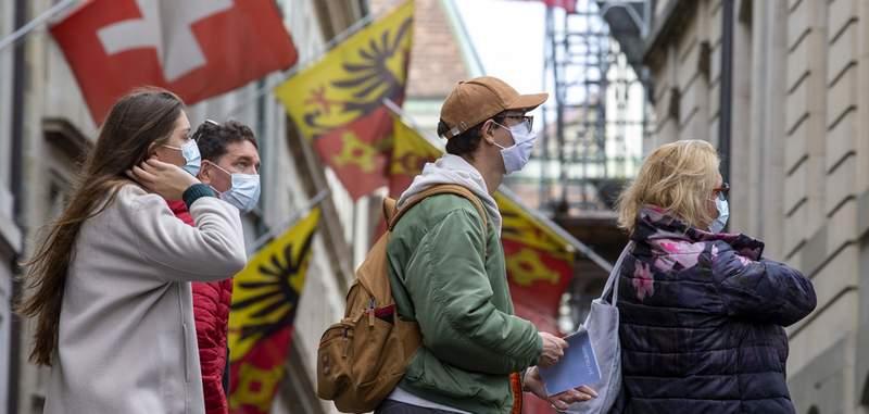 Covid-19: Genebra é a região mais afectada da Europa
