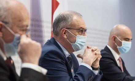 Covid-19: Conselho Federal pretende desconfinar, por etapas, a partir de Março