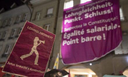 Suíça: Diferença salarial entre homens e mulheres aumenta
