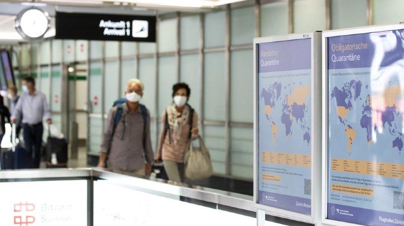 Suíça: Quarentena volta a ser obrigatória para quem chega de Portugal