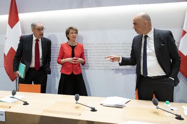 11 de maio: um passo para uma nova normalidade na Suíça
