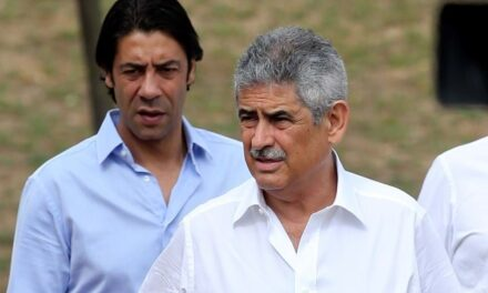 Luís Filipe Vieira e Rui Costa vão estar na final da Youth League em Nyon