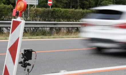 Português apanhado a 209 km/h na autoestrada A5