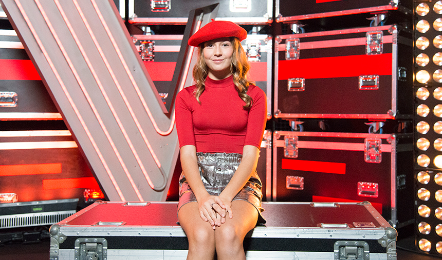 The Voice Kids: Madalena apurada para as galas ao vivo