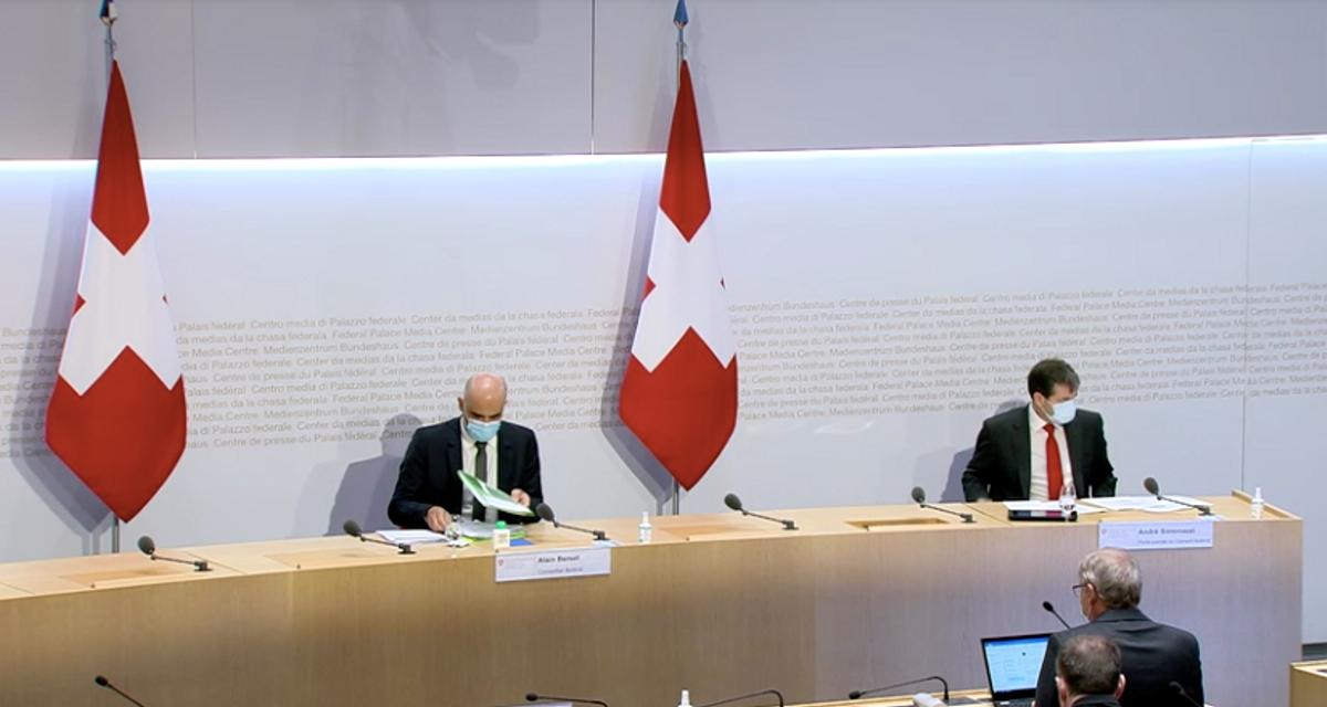 Conheça as três fases do desconfinamento na Suíça