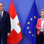 Suíça põe fim a negociações que a deixariam mais próxima da UE