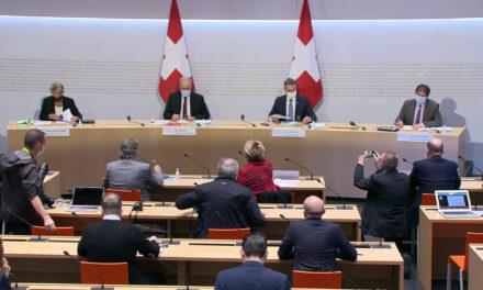 Covid-19: Conselho Federal alivia as restrições a partir de 31 de Maio