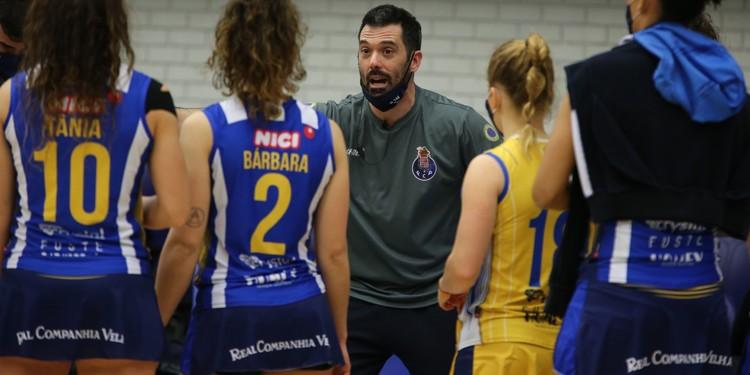 Voleibol: Rui Moreira deixa AJM/FC Porto para rumar à Suíça