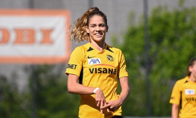 Futebol: Stefanie da Eira eleita melhor jogadora do campeonato suíço