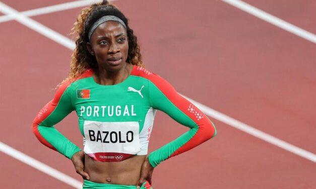 Atletismo: Lorene Bazolo bate dois recordes de Portugal na Suíça